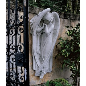 Angel Wall Sculpture