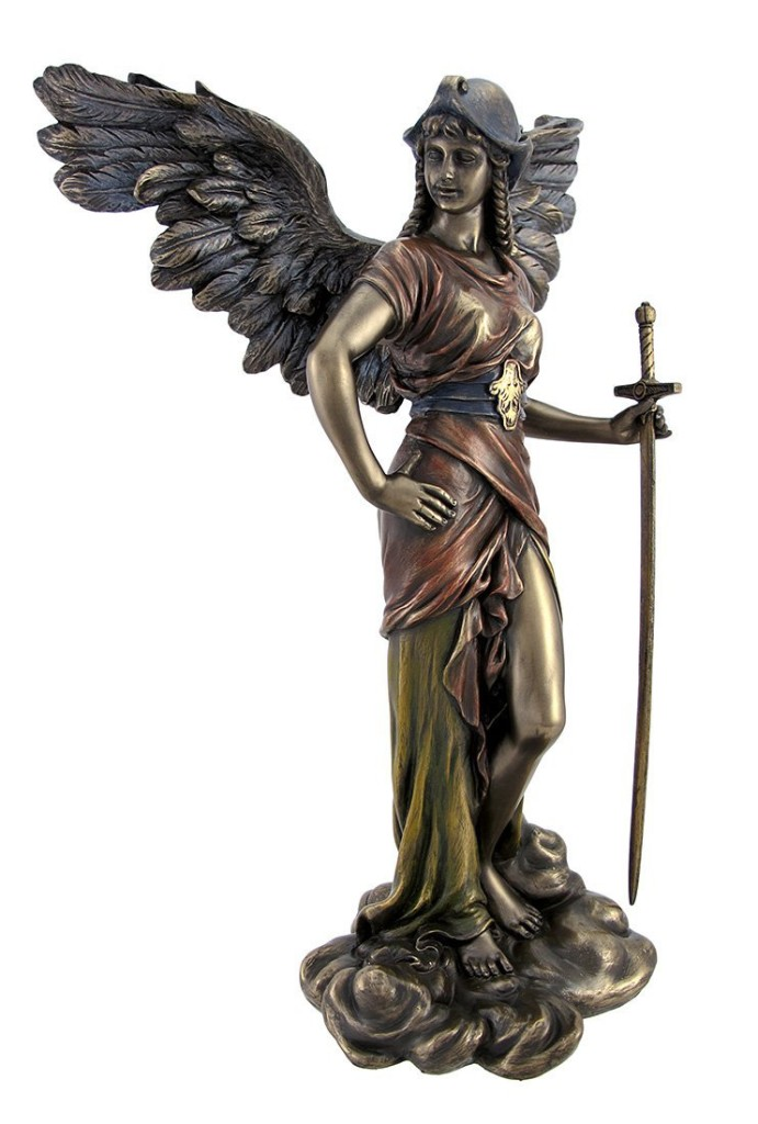 Archangel Gabriel Female Statue