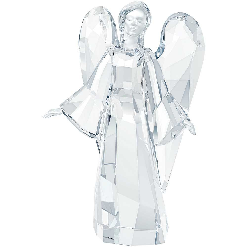 cute crystal angel figurine