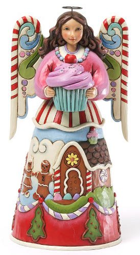 fun angel of sweets figurine