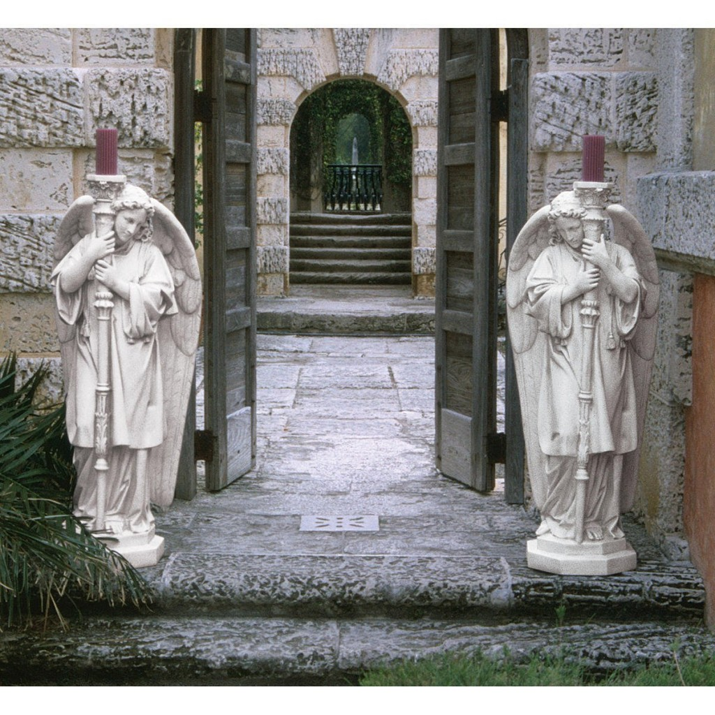 Set Of Padova Guardian Angel Statues