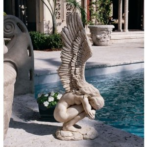 Impressive Angel Sculpture