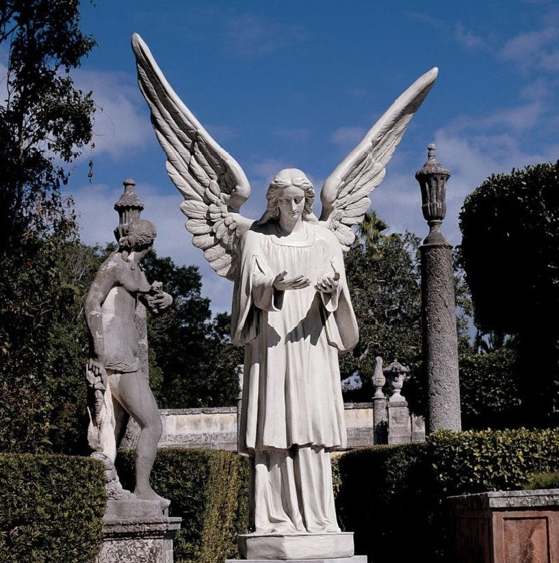 Image Gallery Large Angel Statues
