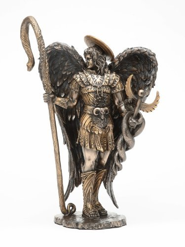 SAINT RAPHAEL THE HEALER STATUE