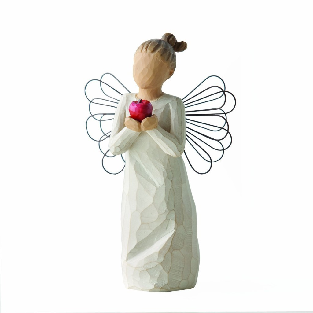 cute angel figurine for teachers