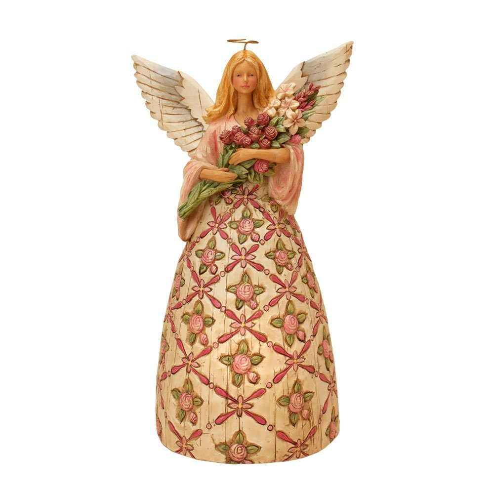 My favorite top 12 jim shore angels to collect - Angels figurines for sale ...