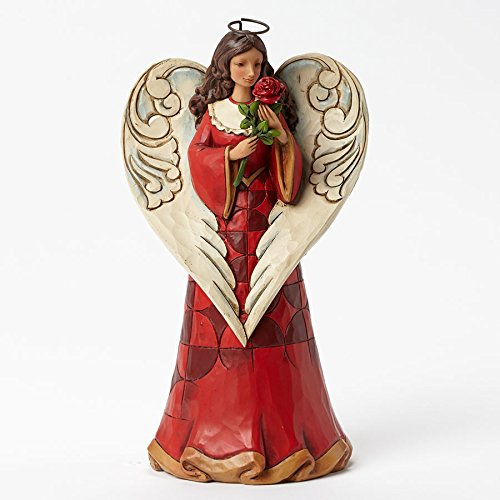 Beautiful Jim Shore Love Angel Figurine