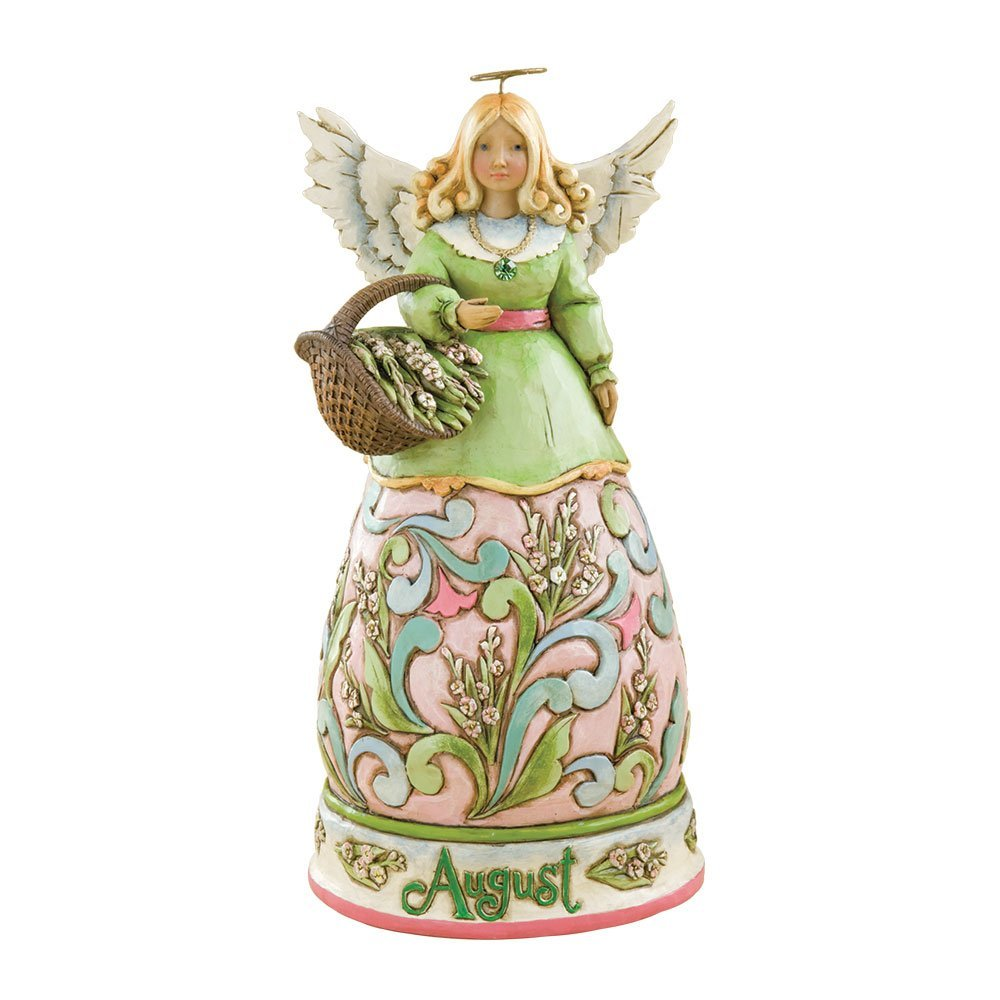 Jim Shore Heartwood Creek Monthly Angel Figurines