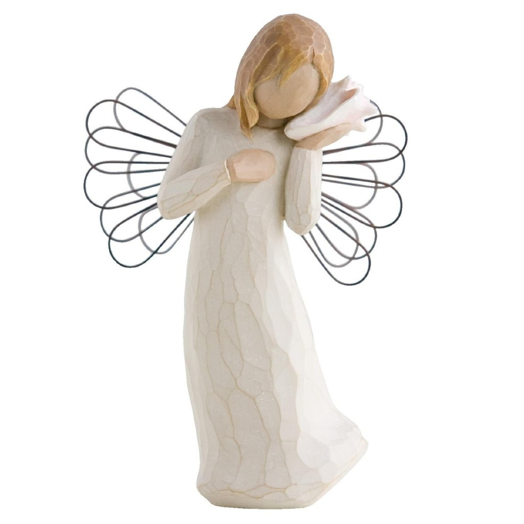 Willow Tree Thinking of You Angel Figurine