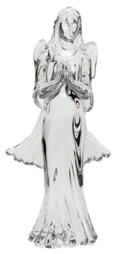 Stunning Crystal Angel Sculpture
