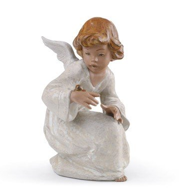 Cute Lladro Angels to Collect