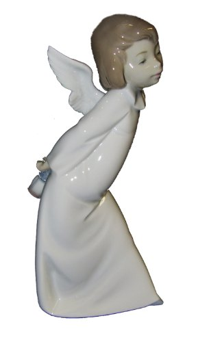 Lladro Porcelain Angel Figurines