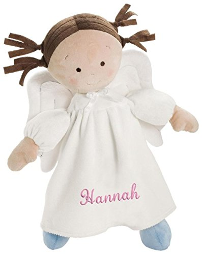Adorable Personalized Plush Angel Doll