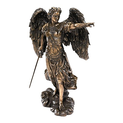 Uriel Archangel Sculpture