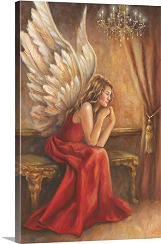 Angel Wall Canvas